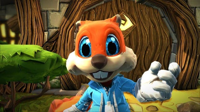 Descubre como vas a poder recrear Conker's Bad Fur Day en Project Spark 10