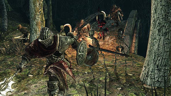 Casi una hora de gameplay de Dark Souls II: Scholar of the First Sin 14