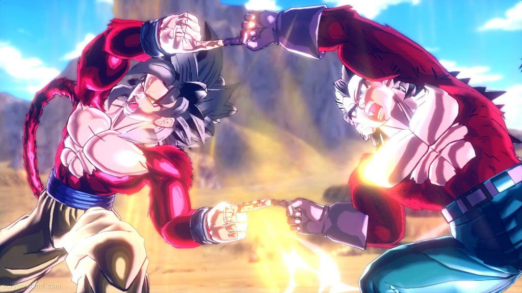 Dragon Ball Xenoverse DLC 2 (16)