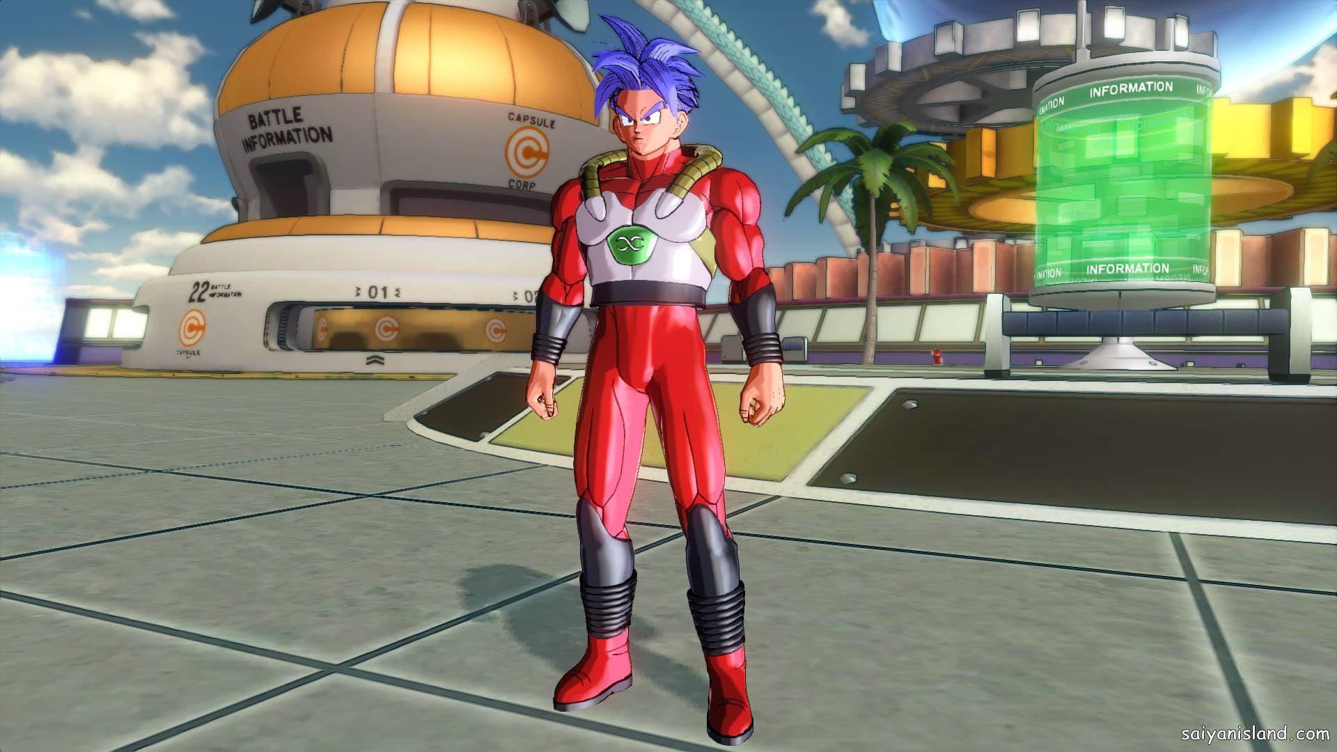 Se permitirá la importación de datos a Dragon Ball Xenoverse 2 1