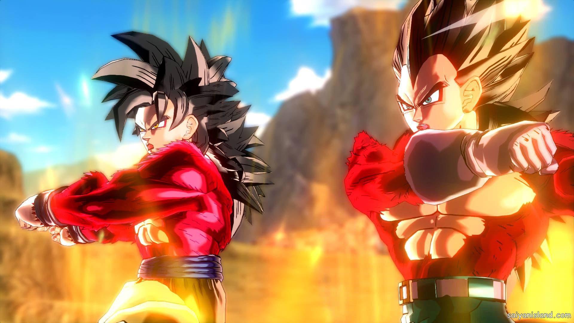 Nuevas imágenes y detalles del próximo DLC de Dragon Ball Xenoverse 9