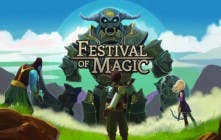 Nuevo trailer de Earthlock: Festival of Magic
