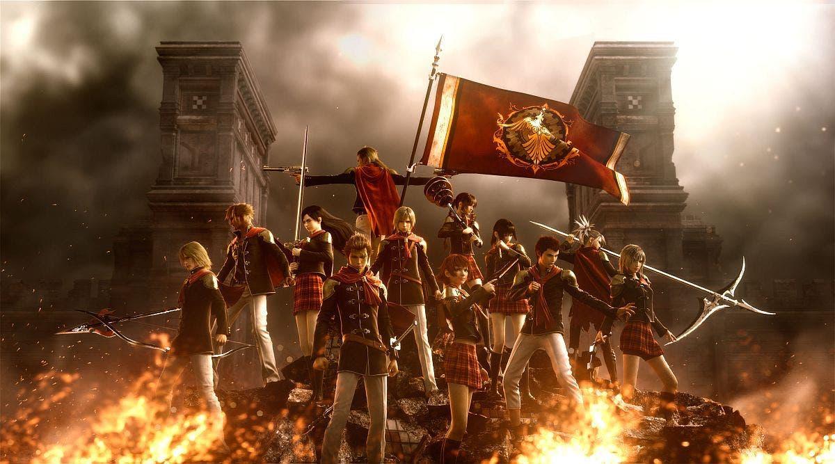 Nuevo trailer y test de personalidad de Final Fantasy Type-0 HD 6