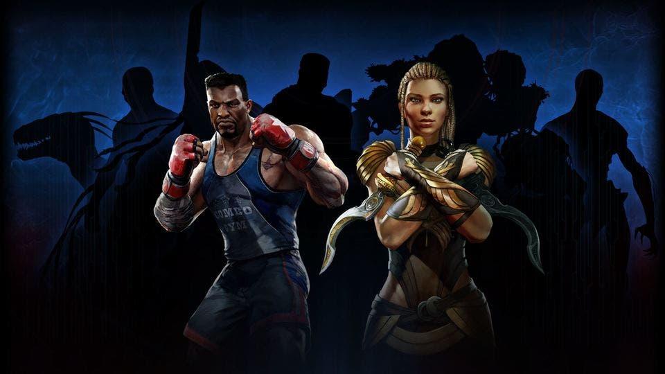 Los Drivatares llegarán a Killer Instinct, aunque en el juego se llamarán Sombras 1
