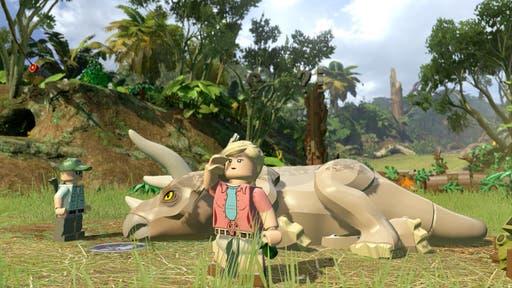 La demo de LEGO Jurassic World llega a Xbox One 1
