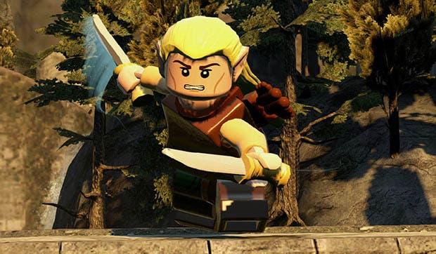 No hay planes para un DLC de LEGO: El Hobbit con 'La Batalla de los Cinco Ejércitos' 1