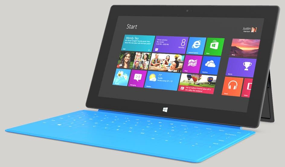Un modelo más barato de Surface 3 podría anunciarse muy pronto 1