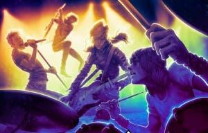 Podremos jugar a Rock Band 4 con algunos de los periféricos de los anteriores Rock Band y Guitar Hero
