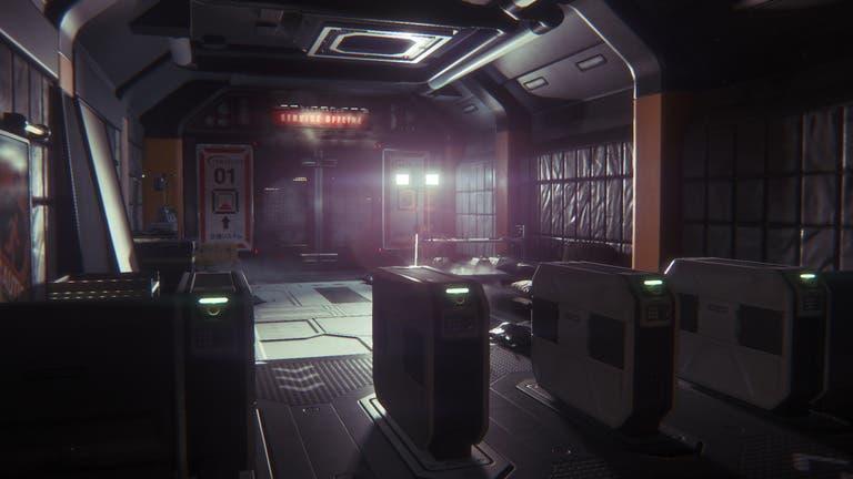 Recreando Alien Isolation con Unreal Engine 4 7