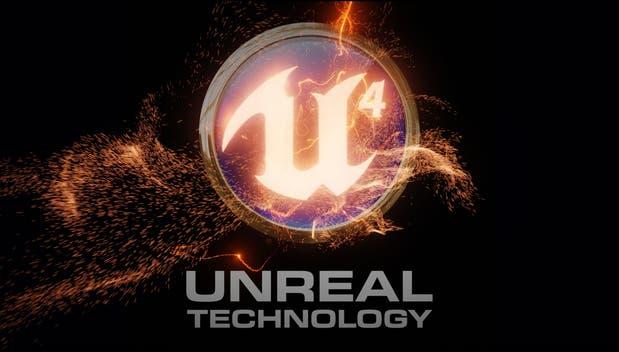 Xbox One X dará soporte a Unreal Engine 4.17 4