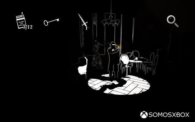 White Night_Launch Screenshot_3.Analisis