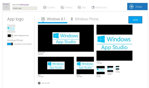 Windows-App-Studio