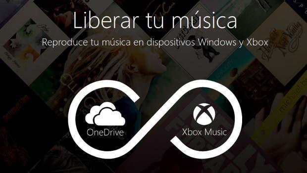 Xbox Music se integrará con OneDrive ofreciendo muchas más ventajas a los usuarios 5