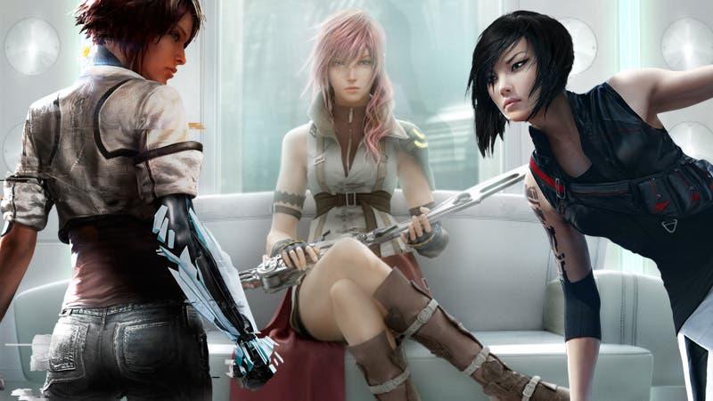 heroinas en los videojuegos 2 SomosXbox