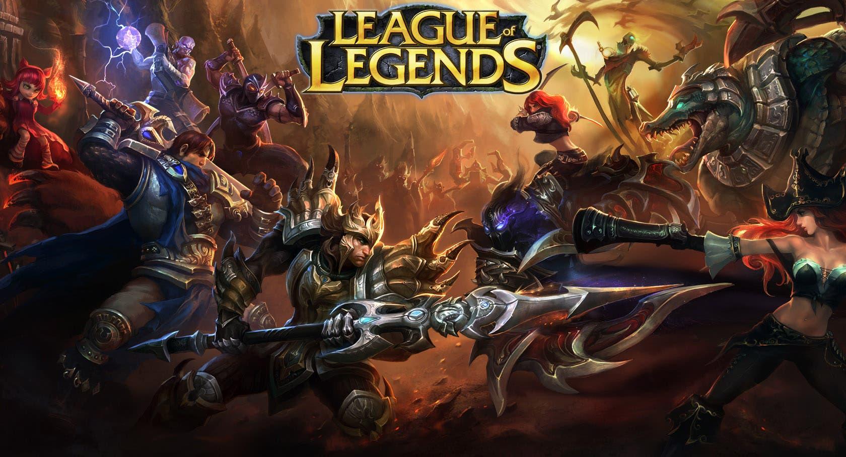 League of Legends anunciado para Windows 10 3