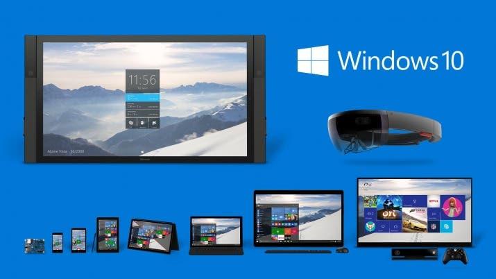 Hasta siete ediciones de Windows 10 diferentes 1
