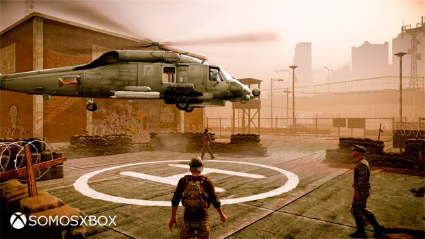 State of Decay Helicopter