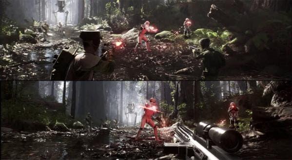 diario de desarrollo de Star Wars: Battlefront