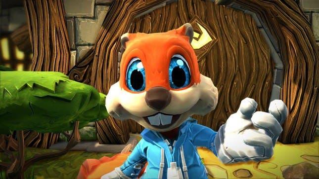 Young Conker podría ser una de las novedades de Xbox One 1