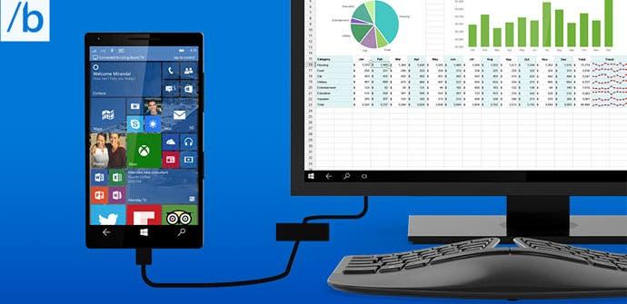 Los actuales Windows Phone no podrán usar Continuum en Windows 10 1