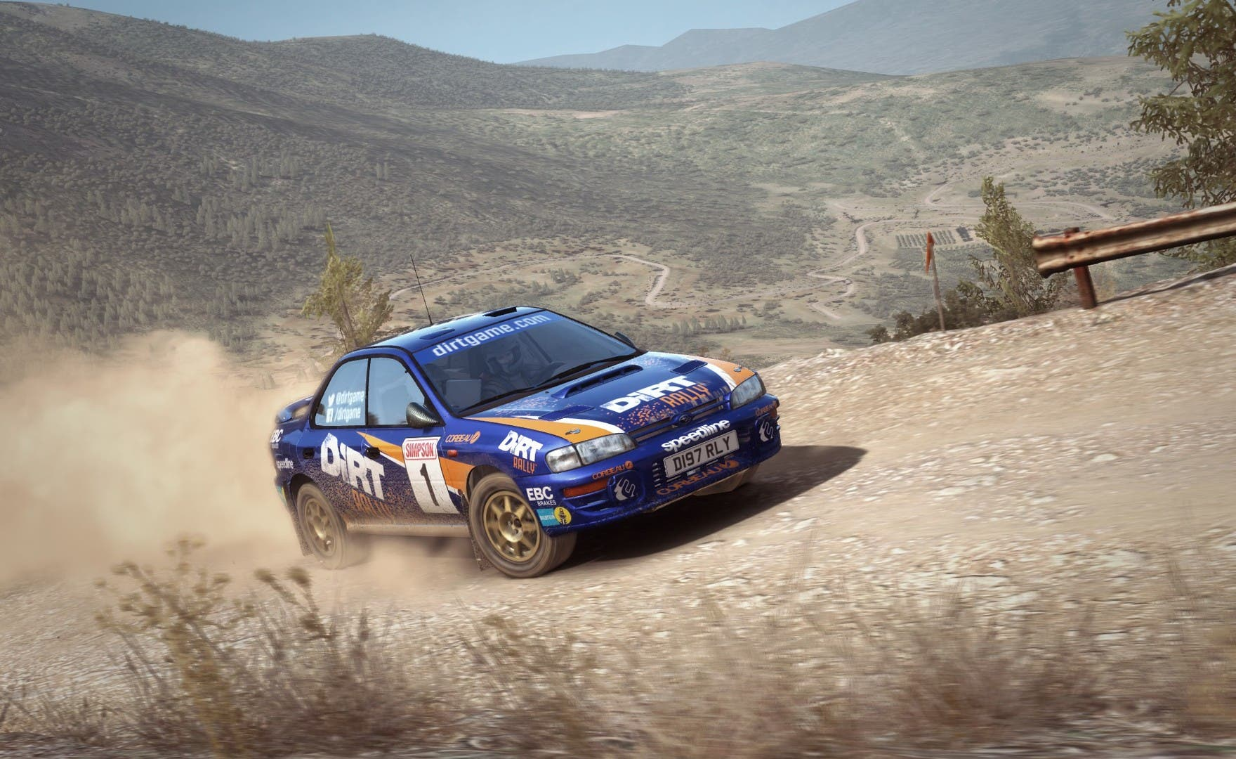 Ya disponible DiRT Rally en Xbox One, desafío y espectáculo 2