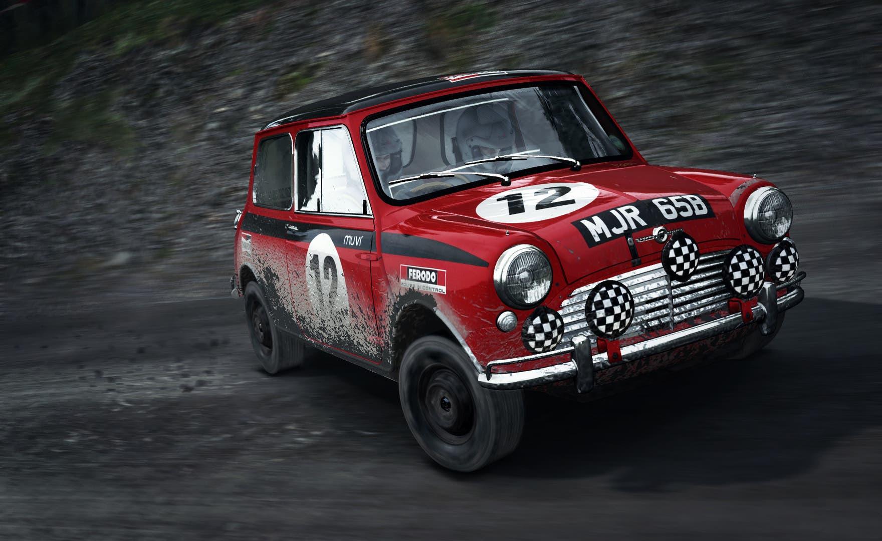 DIRT Rally presenta un rendimiento sólido en Xbox One 1