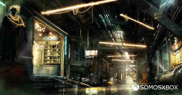 Deus Ex Mankind Divided (1)