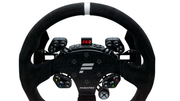 Guía de volantes para Xbox One |Fanatec Universal Hub Xbox One 2