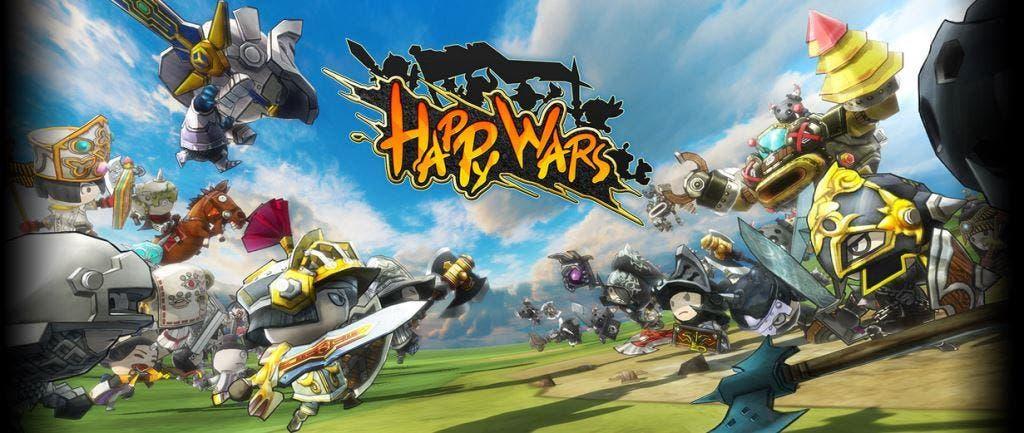 Happy Wars se podrá descargar gratuitamente en Xbox One esta semana 3