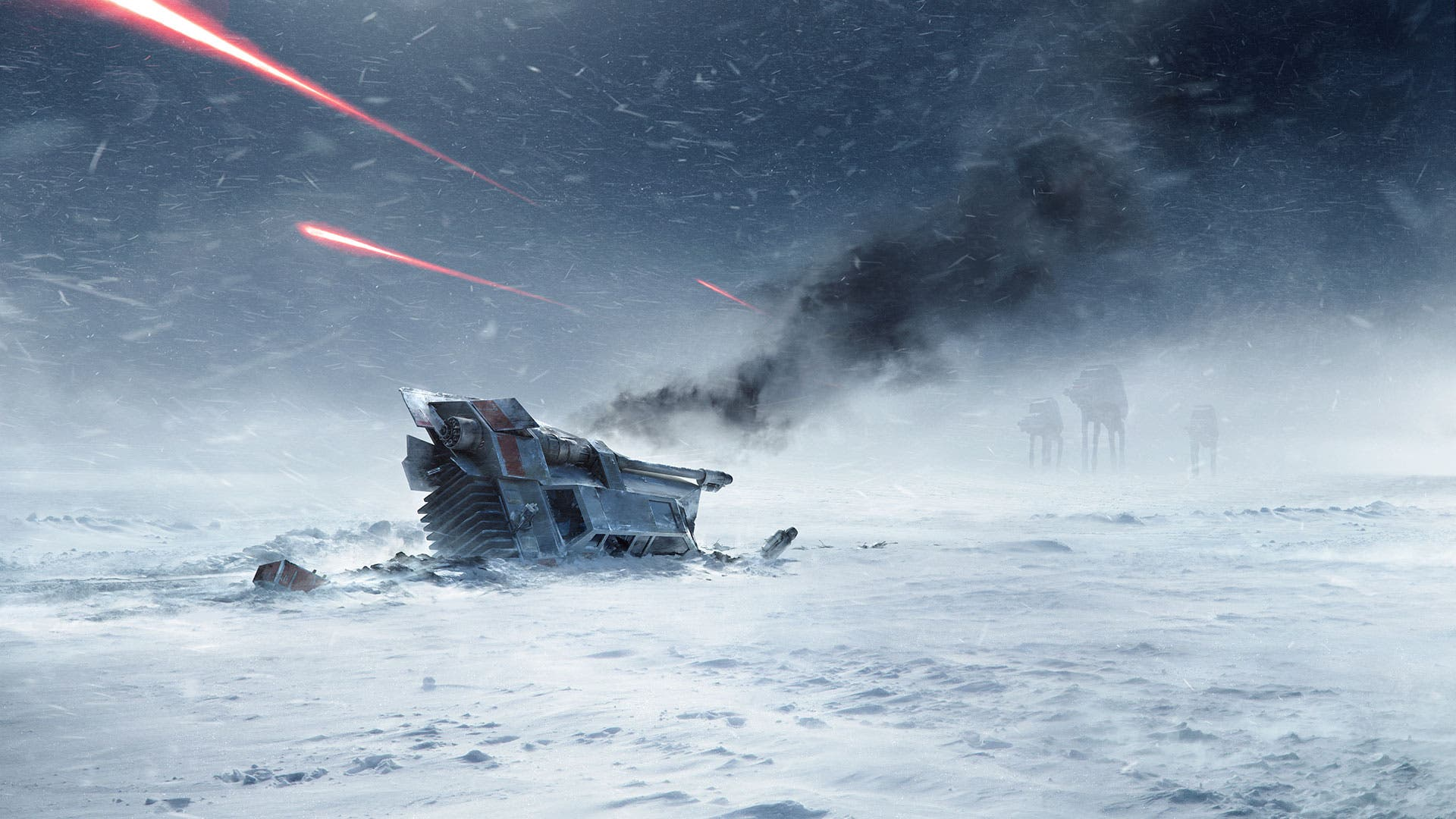 Unos afortunados podrán jugar a Star Wars Battlefront