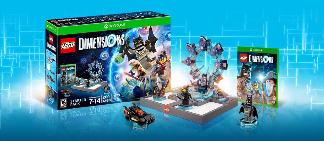 Confirmado el lanzamiento de LEGO Dimensions en España 1