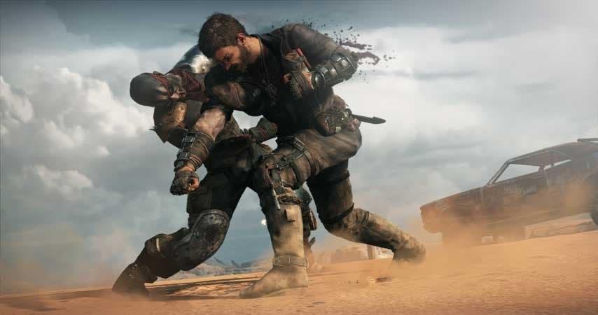 Mad Max, comparativa y rendimiento en consolas 2