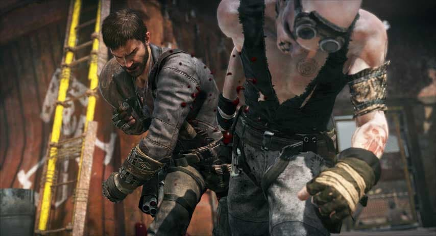 GAME desvela el incentivo de reserva de Mad Max 1