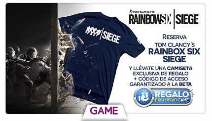 Rainbow Six Siege Camiseta