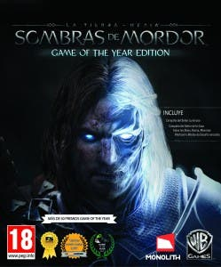 Sombras Mordor Cover