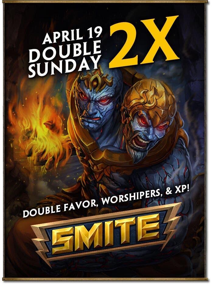 SmiteDouble SomosXbox