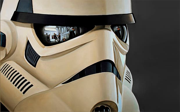 Star Wars Battlefront StormTrooper SomosXbox