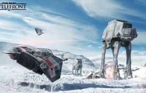 DICE explica el por qué de la ausencia de batallas espaciales en Star Wars Battlefront