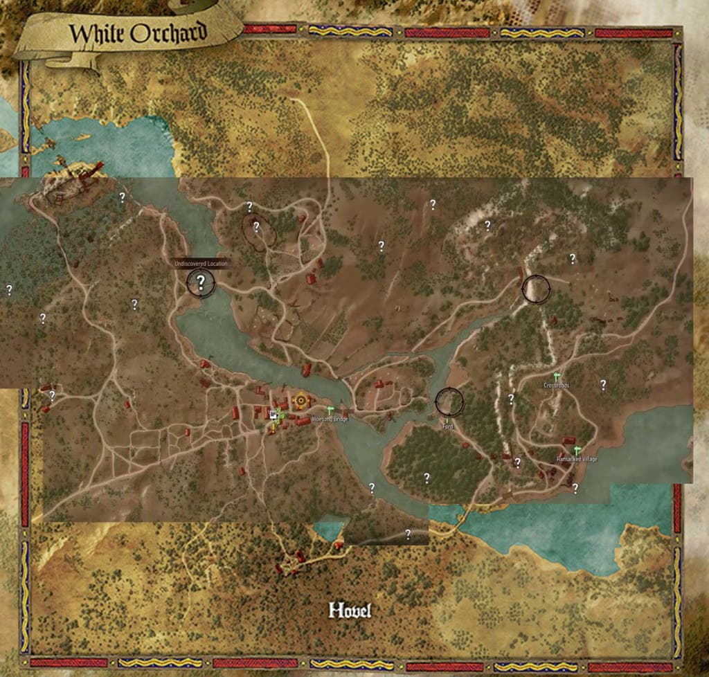 The Witcher 3 mapa (1)