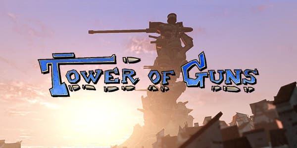 Tower of guns podría llegar en formato físico 1