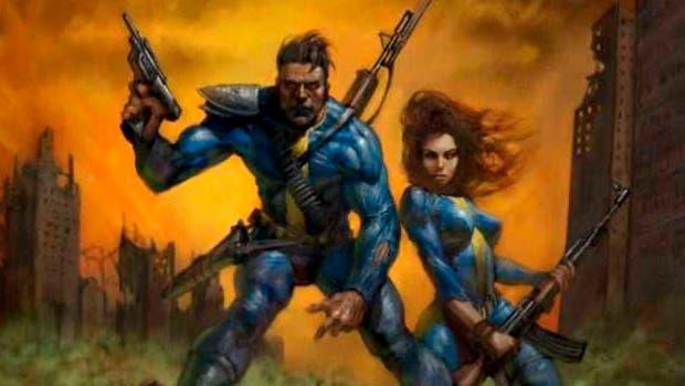 Van Buren Fallout 3