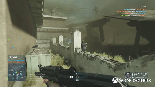 análisis de battlefield hardline