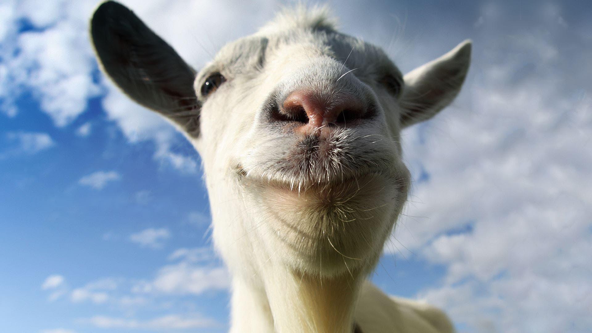 Estos son algunos de los momentos más divertidos de Goat Simulator 1
