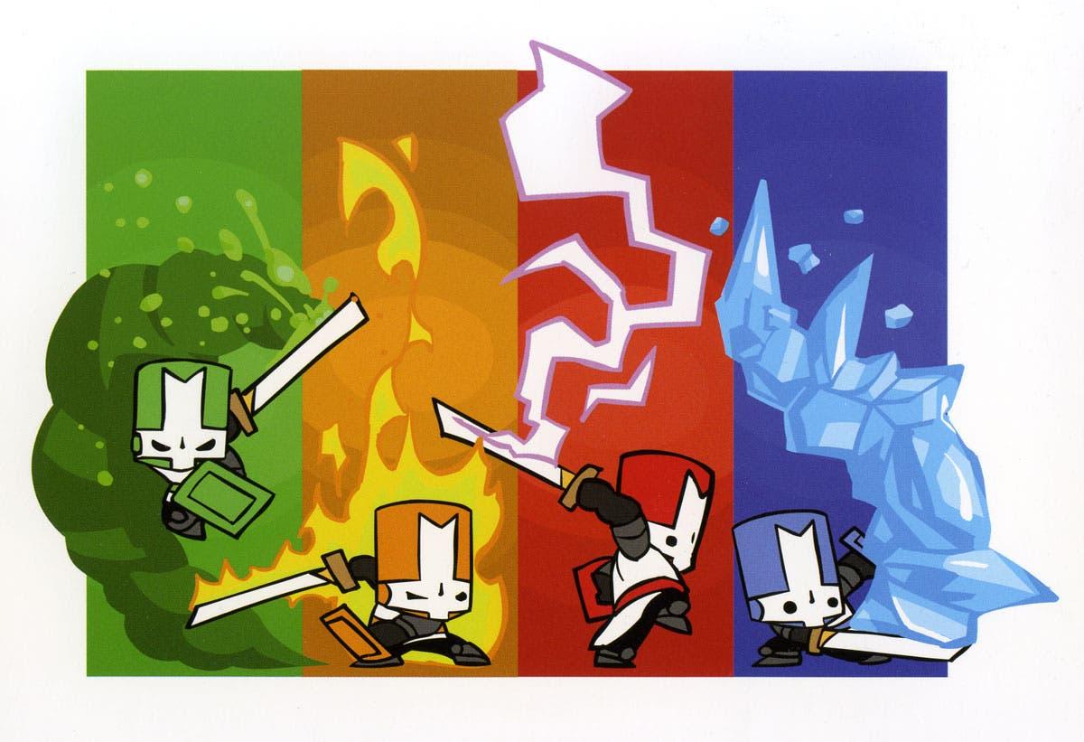 [Actualizada] Castle Crashers Remastered ya está disponible para Xbox One, pero cuidado... 1