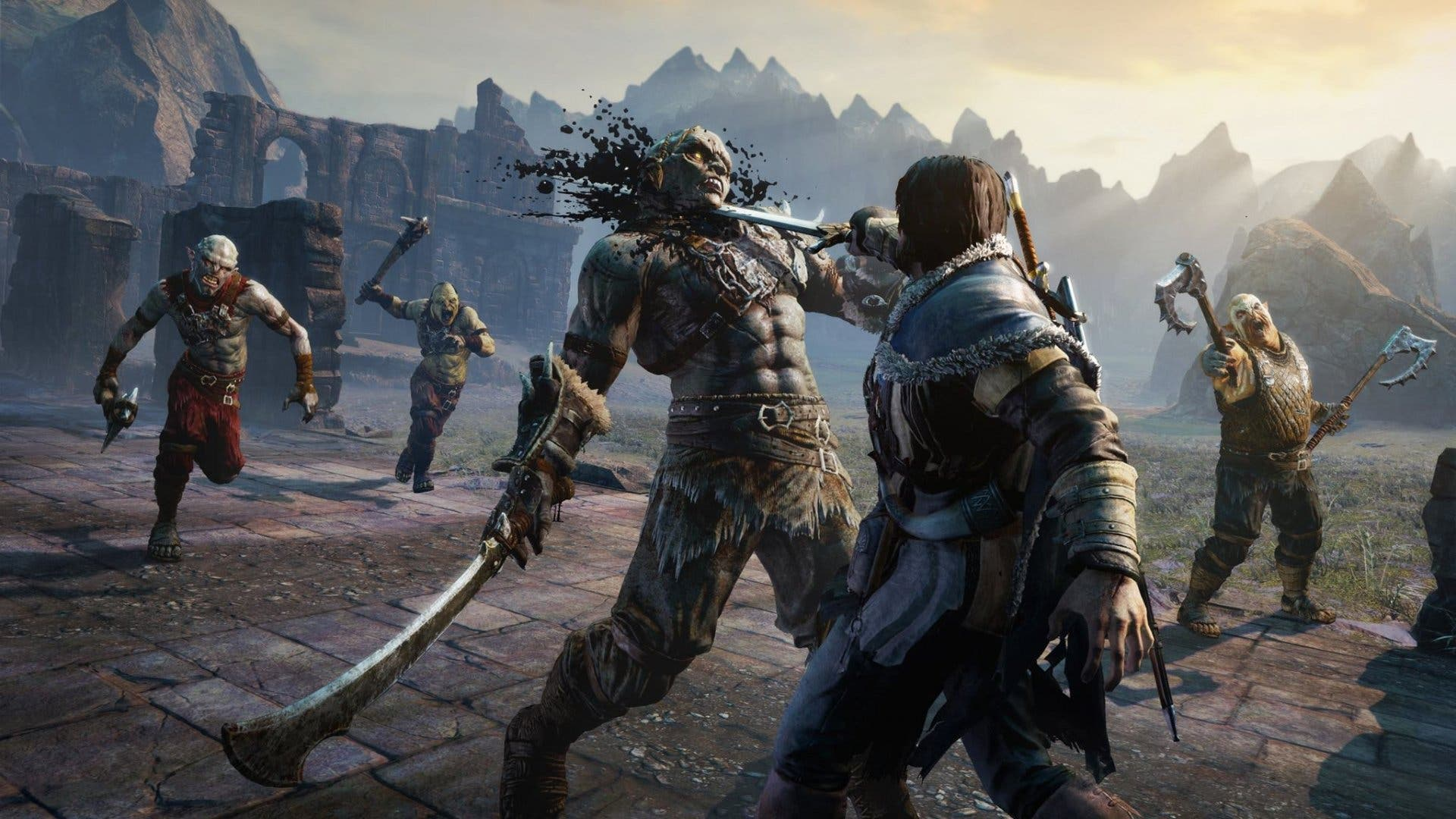 La Forja de Némesis nos permitirá importar partidas de Sombras de Mordor a Sombras de Guerra 1
