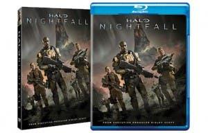 Halo: Nightfall ya está a la venta en Bluray y DVD