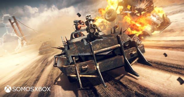 Mad Max, nuevo gameplay llamado 'múltiples opciones' 7