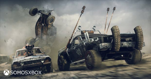 Espectacular tráiler de Mad Max 1