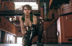 Stefanie Joosten habla de su papel como Quiet en Metal Gear Solid V: The Phantom Pain