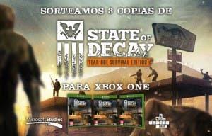 Sorteamos tres copias de State of Decay: Year One Survival Edition para Xbox One